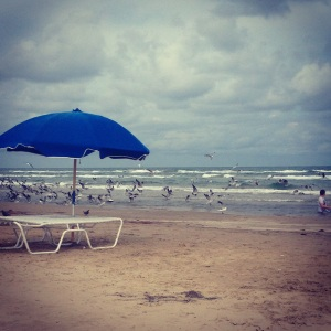 Columbus Day on South Padre Island