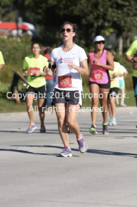 Why do people insist on capturing the worst miles of the run? Get me at the start and the finish when I'm most excited!